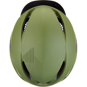 Rudy Project Central Fietshelm, olive green matte